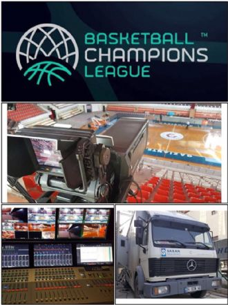 FIBA CHAMPIONS LEAGUE 2017-2018 SEASON