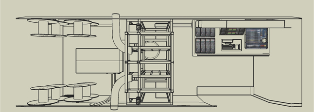 SNG Truck HDP 12 Sketch