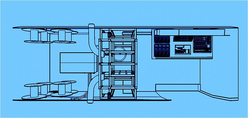 SNG Truck HDP 14 Sketch