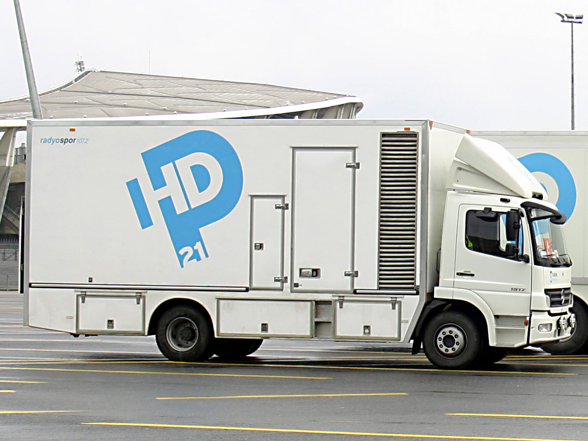 UTILITY TRUCK HDP 21 1